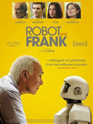 Rô Bốt Và Frank - Robot & Frank