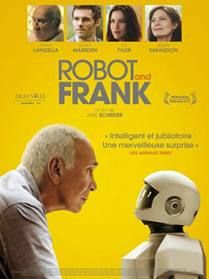 Rô Bốt Và Frank Robot & Frank.Diễn Viên: Eter Sarsgaard,Frank Langella,Susan Sarandon,Dario Barosso,Bonnie Bentley