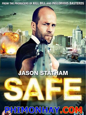 Mật Mã Sống Safe.Diễn Viên: Jason Statham,Catherine Chan,Chris Sarandon