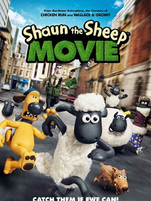 Cừu Quê Ra Phố Shaun The Sheep Movie.Diễn Viên: Justin Fletcher,John Sparkes,Omid Djalili