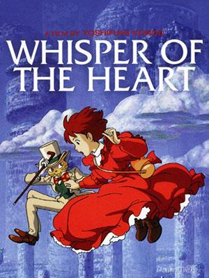 Lời Thì Thầm Của Trái Tim Whisper Of The Heart (Mimi Wo Sumaseba).Diễn Viên: Frontier Works,Media Factory,Movic,At,X,White Fox,Kadokawa Pictures Japan,Mages