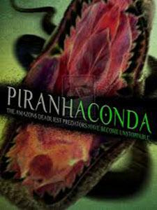 Rắn Hổ Ăn Thịt Piranhaconda.Diễn Viên: Michael Madsen,Rachel Hunter,Rib Hillis