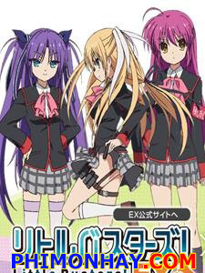 Little Busters! Ex - Little Busters! Ecstasy, Lb! Ex