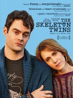 Song Sinh Tìm Lại The Skeleton Twins.Diễn Viên: Kristen Wiig,Bill Hader,Luke Wilson