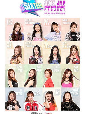 Sixteen - Jyp Show Việt Sub (2015)
