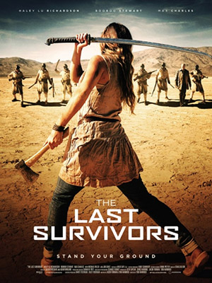Nguồn Sống Cuối Cùng The Last Survivors.Diễn Viên: Noah Ringer,Dev Patel,Jackson Rathbone,Nicola Peltz