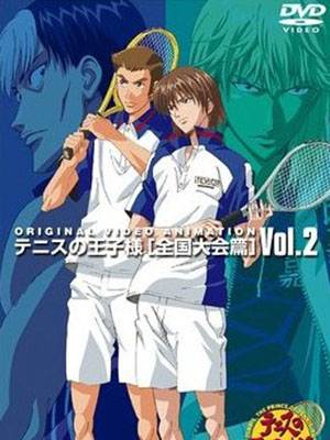 Tennis No Ouji Sama: Zenkoku Taikai Hen The Prince Of Tennis: The National Tournament.Diễn Viên: Jonathan Groff,Frankie J Alvarez,Murray Bartlett