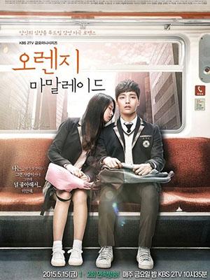 Ma Cà Rồng Biết Yêu Mứt Cam: Orange Marmalade.Diễn Viên: Yeo Jin Goo,Kim Seol Hyun,Lee Jong Hyun,Gil Eun Hye