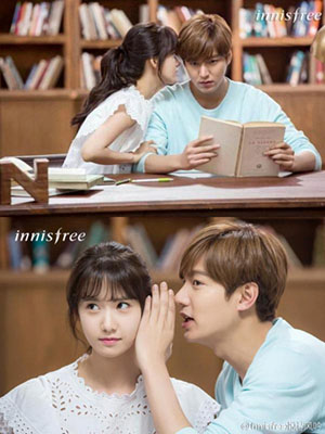 Summer Love - Lee Min Ho And Yoona