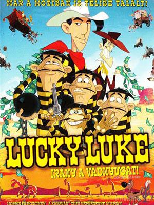 Những Cuộc Phiêu Lưu Của Lucky Luke - The New Adventures Of Lucky Luke Thuyết Minh (2001)