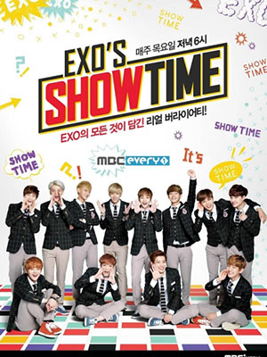 Exo Showtime Exos Show Time