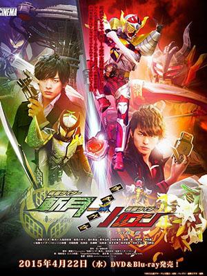 Kamen Rider Baron Kamen Rider Gaim Gaiden.Diễn Viên: Justin Fletcher,John Sparkes,Omid Djalili