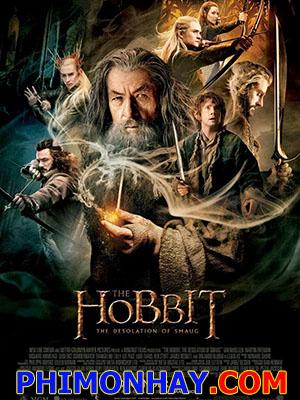 Người Hobbit 2: Đại Chiến Với Rồng Lửa - The Hobbit 2: The Desolation Of Smaug Thuyết Minh (2012)