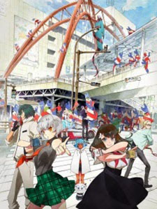 Gatchaman Crowds Insight - Gatchaman Crowds Ss2 Việt Sub (2015)