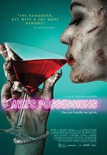 Quỷ Ám Avas Possessions.Diễn Viên: Jemima Kirke,Carol Kane,William Sadler,Alysia Reiner