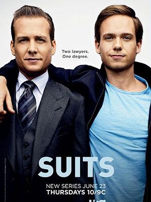 Luật Sư Tay Chơi 1 Suits Season 1