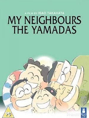 Gia Đình Nhà Yamada My Neighbors The Yamadas.Diễn Viên: Hôhokekyo Tonari No Yamada,Kun