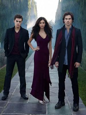Nhật Ký Ma Cà Rồng Phần 1 The Vampire Diaries Season 1.Diễn Viên: Nina Dobrev,Ian Somerhalder,Paul Wesley