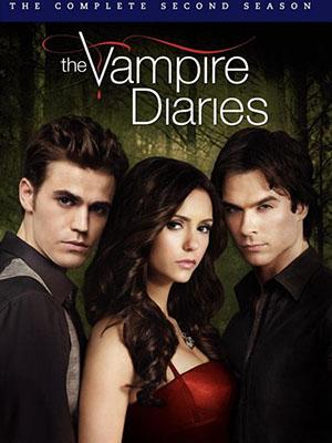 Nhật Ký Ma Cà Rồng Phần 2 The Vampire Diaries Season 2.Diễn Viên: Nina Dobrev,Ian Somerhalder,Paul Wesley