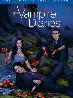 Nhật Ký Ma Cà Rồng Phần 3 The Vampire Diaries Season 3.Diễn Viên: Nina Dobrev,Ian Somerhalder,Paul Wesley