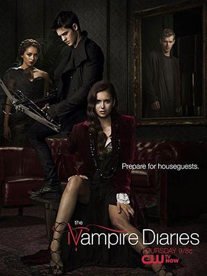 Nhật Ký Ma Cà Rồng Phần 4 The Vampire Diaries Season 4.Diễn Viên: Jemima Kirke,Carol Kane,William Sadler,Alysia Reiner