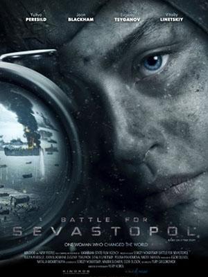 Nữ Thiện Xạ Bắn Tỉa: Xạ Thủ Chiến Trường Battle For Sevastopol: Bitva Za Sevastopo.Diễn Viên: Yuliya Peresild,Evgeniy Tsyganov,Joan Blackham