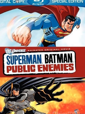 Siêu Nhân/người Dơi Đại Chiến: Kẻ Thù Quốc Gia Superman/batman: Public Enemies.Diễn Viên: Laura Bailey,Matt Ryan,Robin Atkin Downes
