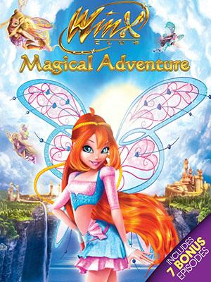 Những Nàng Tiên Xinh Đẹp Winx Club 3D: Magic Adventure.Diễn Viên: Magical Adventure