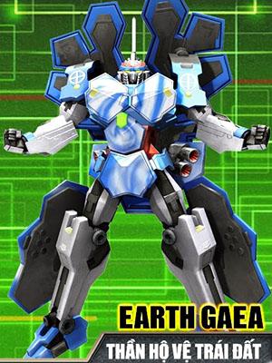 Anh Hùng Thiên Hà Thần Hộ Vệ Trái Đất.Diễn Viên: Earth Gaea