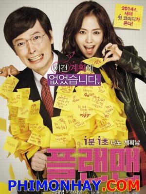 Vỡ Kế Hoạch The Plan Man.Diễn Viên: Jung Jae Young,Han Ji Min