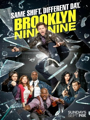 Cảnh Sát Brooklyn Phần 2 Brooklyn Nine-Nine Season 2.Diễn Viên: Andy Samberg,Stephanie Beatriz,Terry Crews