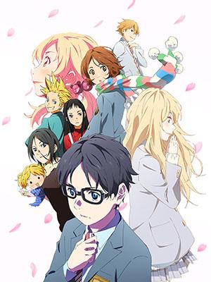 Shigatsu Wa Kimi No Uso Ova Tháng Tư Là Lời Nói Dối Của Em.Diễn Viên: Mikako Tabe,Haruma Miura,Natsuna Watanabe,Misako Renbutsu