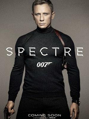 Điệp Viên 007: Bóng Ma James Bond 24: Spectre.Diễn Viên: Daniel Craig,Christoph Waltz,Ralph Fiennes