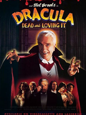 Bá Tước Ma Cà Rồng Dracula: Dead And Loving It.Diễn Viên: Leslie Nielsen,Mel Brooks,Peter Macnicol,Amy Yasbeck,Lysette Anthony,Mel Brooks