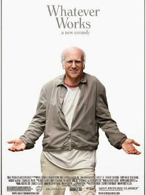 Miễn Là Được Việc Whatever Works.Diễn Viên: Evan Rachel Wood,Larry David,Henry Cavill,Fishburne,Glenn Taranto,Robert Gomez,Stacy Ferguson