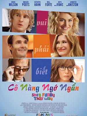 Cô Nàng Ngớ Ngẩn - She'S Funny That Way Việt Sub (2014)