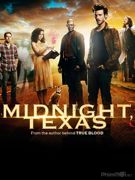 Thị Trấn Midnight Phần 1 Midnight, Texas Season 1
