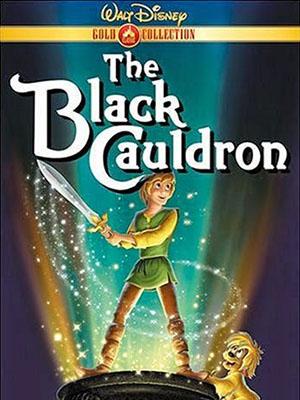Vạc Dầu Đen The Black Cauldron.Diễn Viên: Grant Bardsley,Freddie Jones,Susan Sheridan