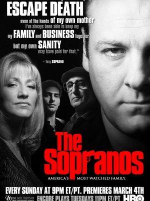 Gia Đình Sopranos 2 The Sopranos Season 2.Diễn Viên: Will Friedle,Trevor Devall,Kevin Michael Richardson