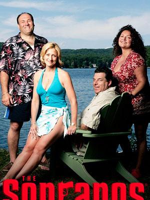 Gia Đình Sopranos The Sopranos Season 1.Diễn Viên: James Gandolfini,Lorraine Bracco,Edie Falco