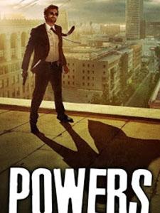 Sức Mạnh Tối Thượng Powers Season 1.Diễn Viên: Sharlto Copley,Susan Heyward,Noah Taylor