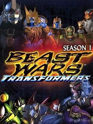 Mãnh Thú Đại Chiến Phần 1 Beast Wars: Transformers Season 1.Diễn Viên: Transformers Prime,Robot Biến Hình