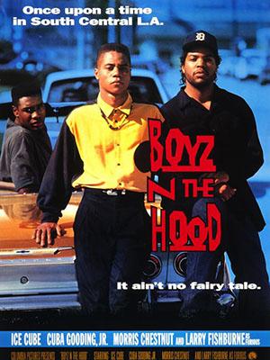 Đường Đời Boyz N The Hood.Diễn Viên: Cuba Gooding Jr,Laurence Fishburne,Hudhail Al,Amir,Mia Bell,Lexie Bigham,Kenneth A Brown,Nicole