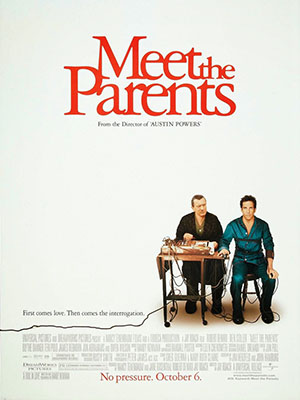 Chú Rể Trình Làng - Meet The Parents