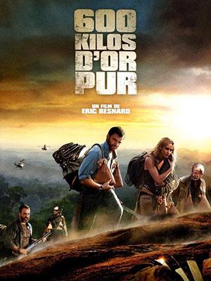 Lấy Máu Đổi Vàng - In Gold We Trust: 600 Kilos Dor Pur Chưa Sub (2010)