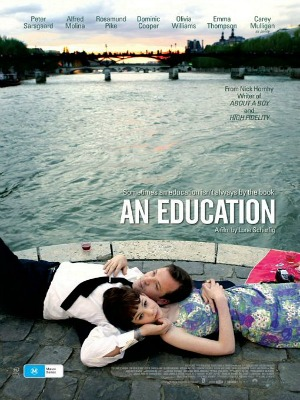 Bài Học Đầu Đời An Education.Diễn Viên: Carey Mulligan,Olivia Williams,Alfred Molina,Cara Seymour,William Melling