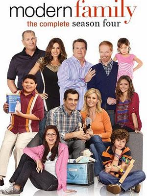 Gia Đình Hiện Đại Phần 4 - Modern Family Season 4