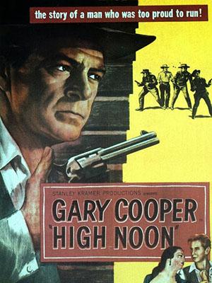 Trưa Hè Nóng Bỏng - High Noon Việt Sub (1952)