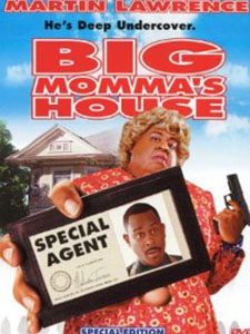 Vú Em Fbi Big Momma'S House.Diễn Viên: Martin Lawrence,Nia Long,Paul Giamatti,Terrence Howard,Ella Mitchell