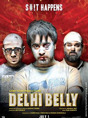 Ba Gã Ăn Hại Delhi Belly